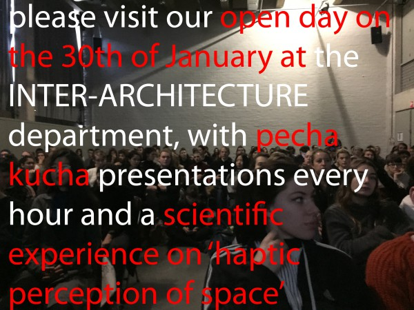 OPENDAY 2015_INTER-ARCHITECTURE_HENRI SNEL