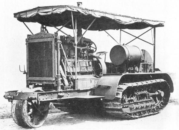 1904-Benjamin Holt-tractor