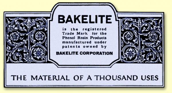 1907-Leo Bakeland- bakelite-thousanduses